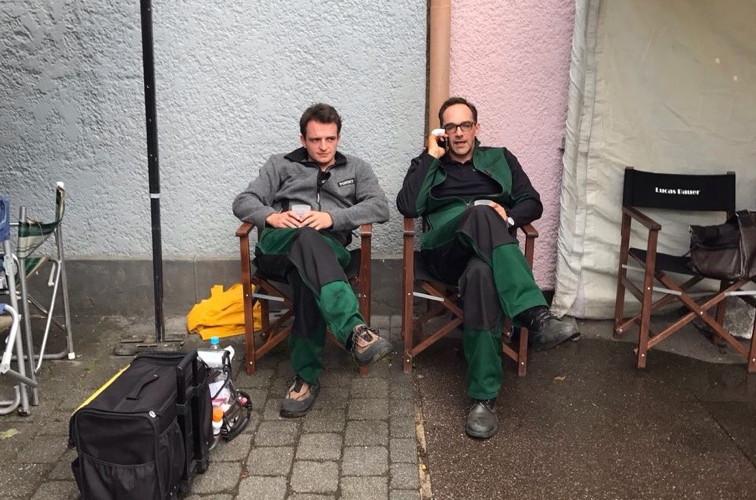 Harry Blank & Tommy Schwimmer – Dahoam Is Dahoam – Fantag